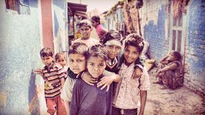 Positive Tomorrows homeless children